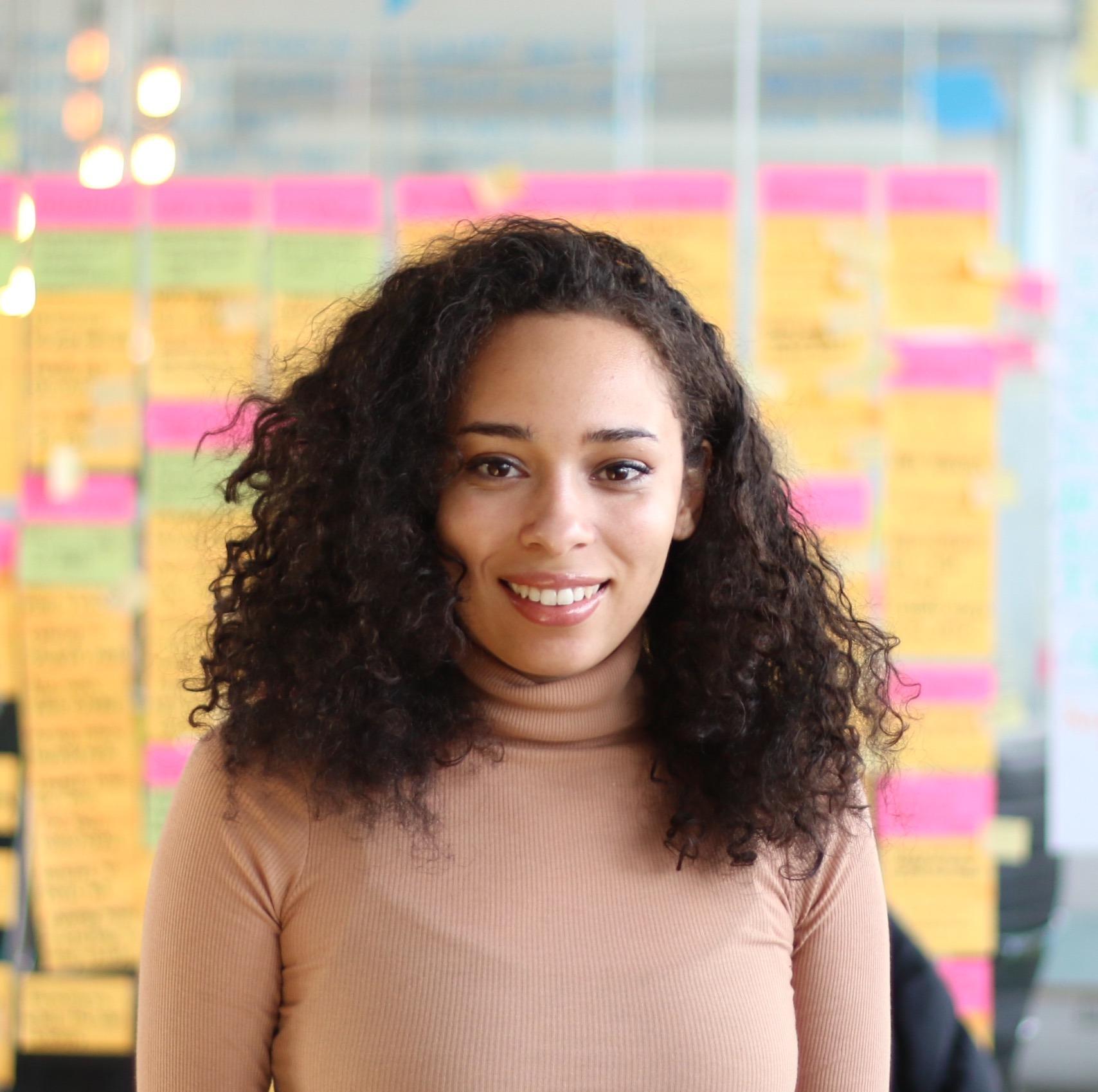 CareerFoundry Marketing Content Editor Jaye Hannah
