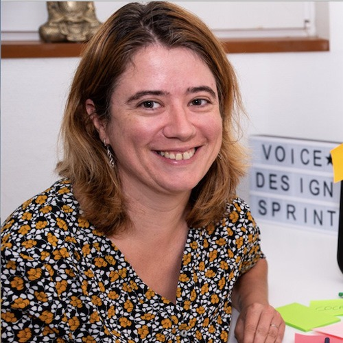 CareerFoundry Blog contributor Maaike Coppens